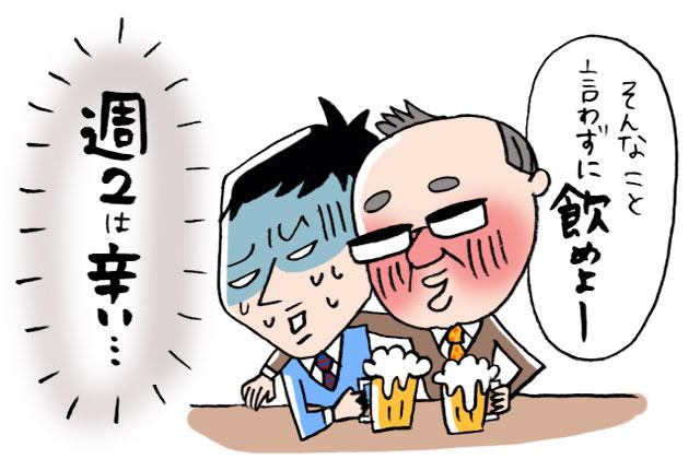 会社の飲み会が嫌。角を立てずに参加を断る方法はある?